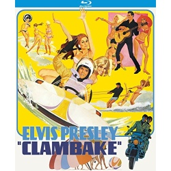 Clambake Blu-ray Cover