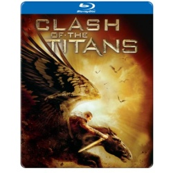 Clash of the Titans (Steelbook) Blu-ray Cover