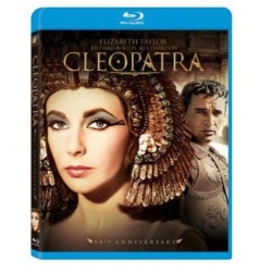 Cleopatra Blu-ray Cover
