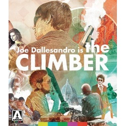 Climber Blu-ray Cover