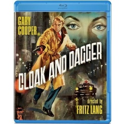 Cloak and Dagger Blu-ray Cover