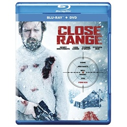 Close Range Blu-ray Cover
