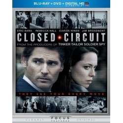 Closed Circuit Blu-ray Cover