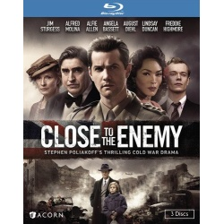 Close to the Enemy Blu-ray Cover