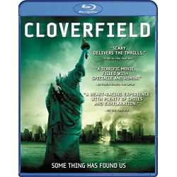 Cloverfield Blu-ray Cover