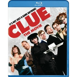 Clue: The Movie Blu-ray Cover