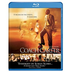 Coach Carter Blu-ray Cover