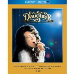 Coal Miner's Daughter Blu-ray Cover