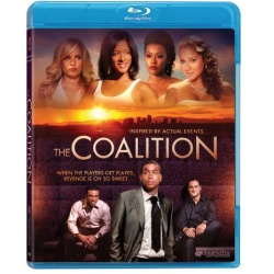 Coalition Blu-ray Cover