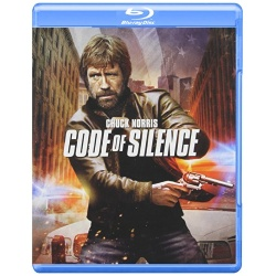 Code of Silence Blu-ray Cover
