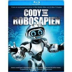 Cody the Robosapien Blu-ray Cover