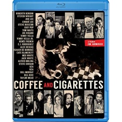 Coffee and Cigarettes Blu-ray Cover