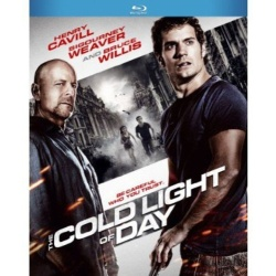 Cold Light of Day Blu-ray Cover