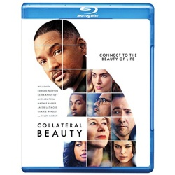 Collateral Beauty Blu-ray Cover