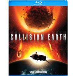 Collision Earth Blu-ray Cover