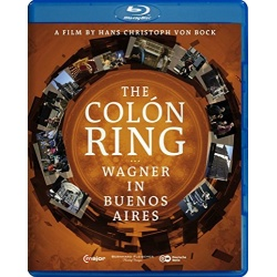Colon Ring: Wagner in Buenos Aires Blu-ray Cover