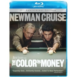 Color of Money Blu-ray Cover
