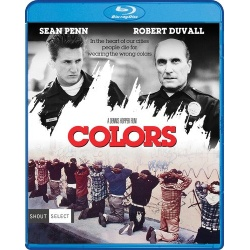 Colors Blu-ray Cover