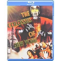 Colossus of New York Blu-ray Cover