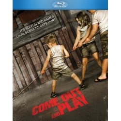 Come Out and Play Blu-ray Cover