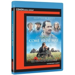 Come What May Blu-ray Cover
