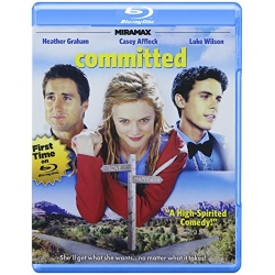 Committed Blu-ray Cover