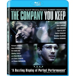 Company You Keep Blu-ray Cover