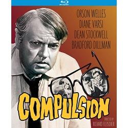 Compulsion Blu-ray Cover