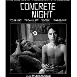 Concrete Night Blu-ray Cover