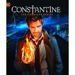 Constantine: The Complete Series Blu-ray Cover