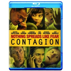 Contagion Blu-ray Cover