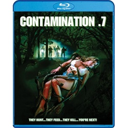 Contamination .7 Blu-ray Cover