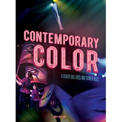 Contemporary Color Blu-ray Cover