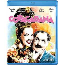 Copacabana Blu-ray Cover