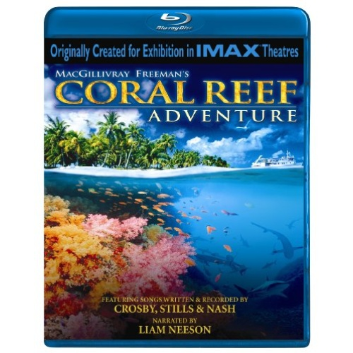 coral reef adventure blu ray disc title details 014381488159 blu raystats com