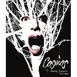 Cosmos Blu-ray Cover