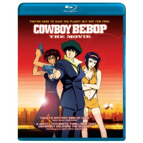 cowboy bebop the movie bluray disc title details