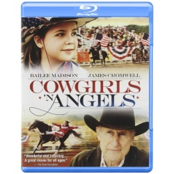 Cowgirls n' Angels Blu-ray Cover