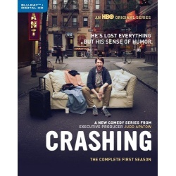 Crashing: The Complete 1st Season Blu-ray Cover
