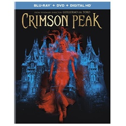 Crimson Peak Blu-ray Cover