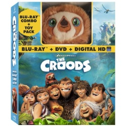 Croods Blu-ray Cover
