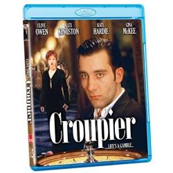 Croupier Blu-ray Cover
