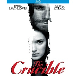 Crucible Blu-ray Cover