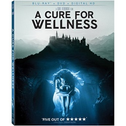 Cure for Wellness Blu-ray Cover