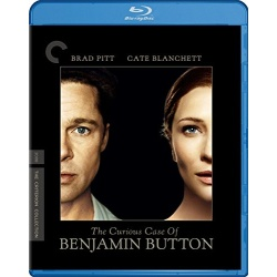 Curious Case of Benjamin Button Blu-ray Cover