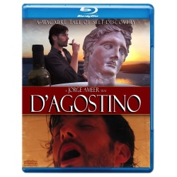 D'Agostino Blu-ray Cover