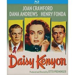 Daisy Kenyon Blu-ray Cover