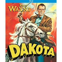 Dakota Blu-ray Cover