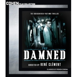 Damned Blu-ray Cover