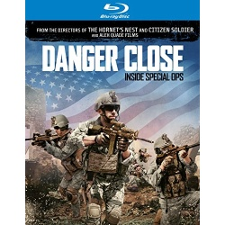 Danger Close Blu-ray Cover